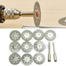 Роторный инструмент Дисковые пилы режущие диски оправки Dremel среза 22 мм R06 и Прямая поставка