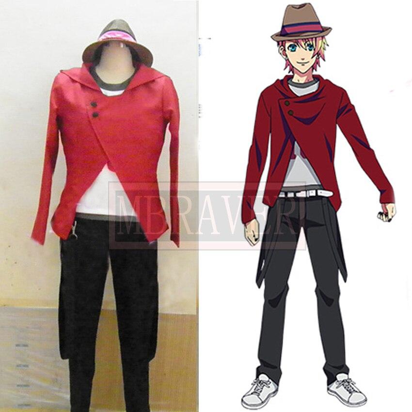 Uta no Prince sama Maji Love 2000% Kurusu Syo Cosplay Costume