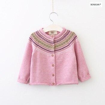 a9d684fe1 ... 2017 primavera JR-173532 suéter de bebé Grils Cardigan Animal pájaro  niñas suéter de manga completa Niñas Ropa Lolita patrón suéterNosotros  $16,98/Pieza ...