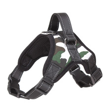 Reflective Collar Vest Harnesses