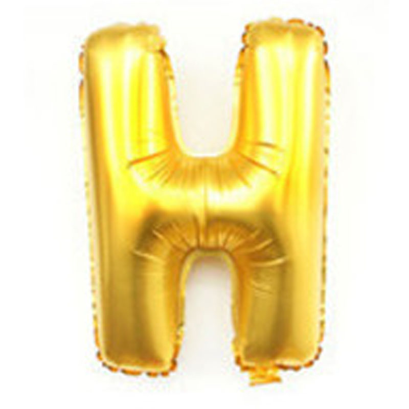 8c17593073 16 inch air balloon letters ballons baloon letter shaped wedding birthday  party decoration helium alphabet letter balloons-in Ballons   Accessories  from ...