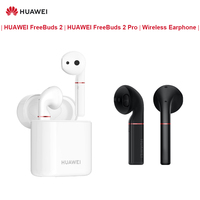 Original HUAWEI FreeBuds 2 / FreeBuds 2 Pro Bluetooth 5.0 Wireless Earphone with Mic Music Stereo Sport Touch Headset Earbuds