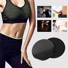 Glid Discs Fitness Abdominal Workout Exercise Rapid Training Slider Gliding Discs