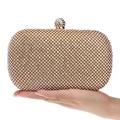 Full rhinestones women evening bags diamonds purse day clutches evening bags chain shoulder messenger bag