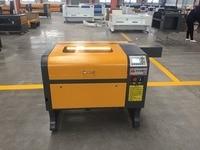 VOIERN WR4060 50W RUIDA co2 laser engraving machine,220v/100v laser cutter, CNC engraving machine