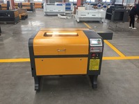 Voiern WR4060 50 Вт RUIDA co2 станок для лазерной гравировки, 220 v/100 v станок для лазерной резки, гравировальный станок с ЧПУ