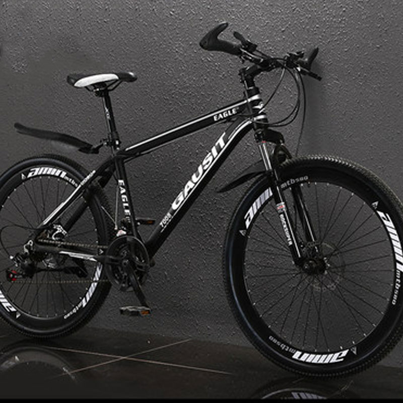 Mountain Bike Aluminum Alloy Cross Country Shock 27 Speed 26 Inch Racing Men And Women Young Students Bicycle