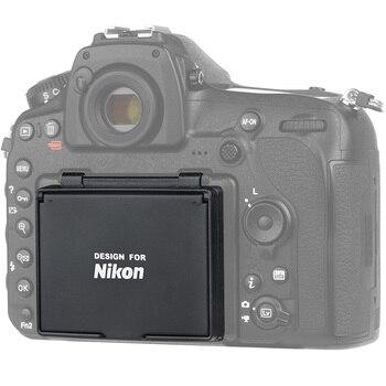 цена на D850-N LCD Screen Protector Pop-up sun Shade lcd Hood Shield Cover for Digital CAMERA FOR nikon D850