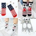 10 Pairs/Lot Newborn Baby Socks Anti Slip a Lot Baby Girl's Toddler Socks Training Sock Cotton Infant Knee High Tube Slippers