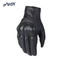 Бесплатная доставка зимние кожаные перчатки мотоцикл велоспорт moto мотоцикл защитный gears мотокросс перчатки