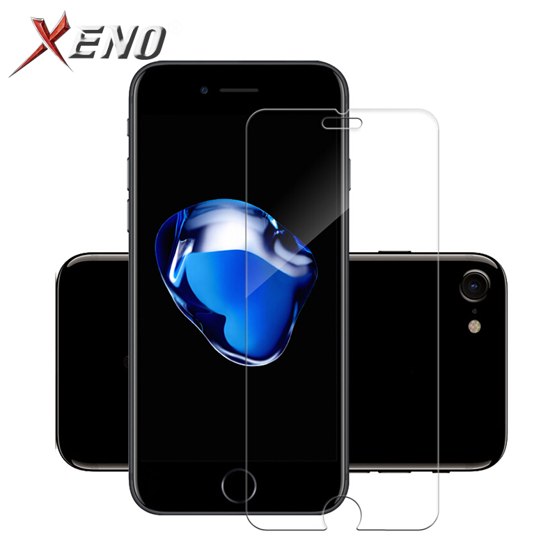 2.5D for iPhone 5S Tempered glass for iPhone 6 6S 7 Plus Screen protector glass film for iPhone 5 SE 5C 4S Explosion-proof film iPhone XR