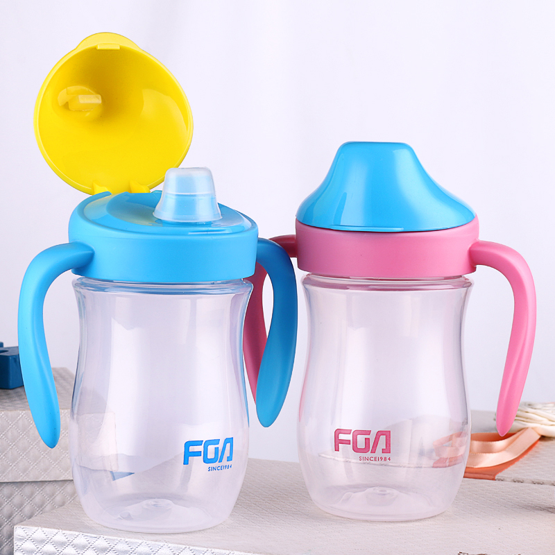 Baby feeding cup with handle portable sippy cup for water - Cups and kids ...