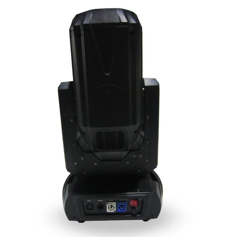 2018 New product 260W 15r gobo effect beam moving head dmx512 stage light color mixing disco lighting for wedding show dj ktv