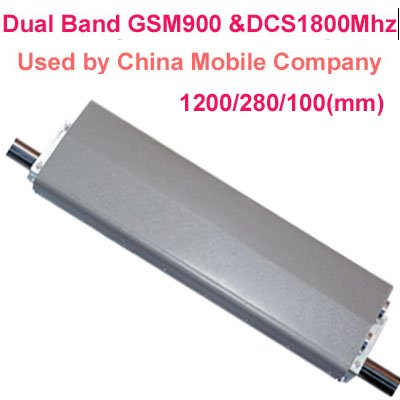 Panneau double bande antenne GSM 900 DCS 1800 Mhz volet, super grande taille antenne à gain élevé 15dbi antenne de panneau de booster de téléphone portable