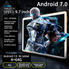 2018 Newest 9 7 Inches Inch Tablet PC Android 7 0 IPS Octa Core RAM 4