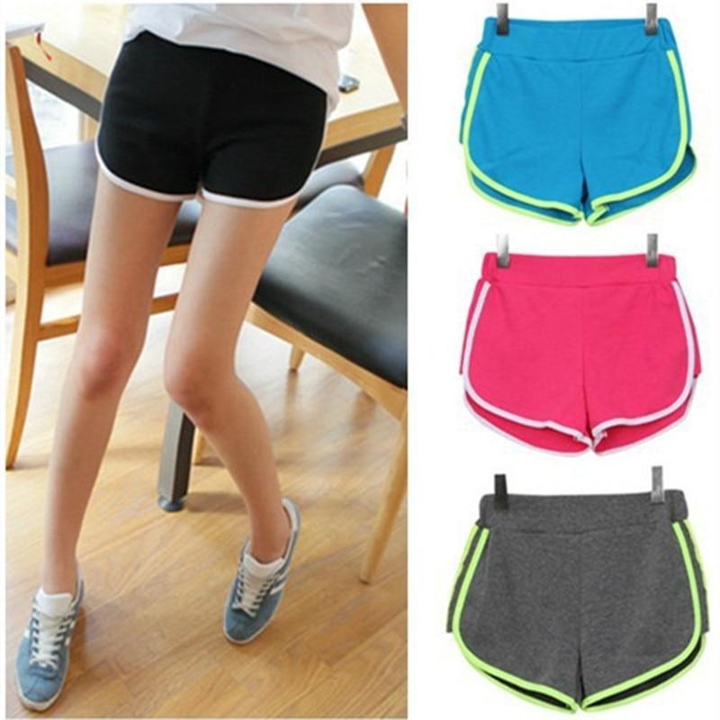 5pcs lot hot sale sporty style women shorts causal cotton for Women s fishing shorts