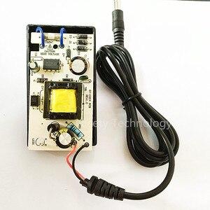 Image 2 - スマート充電器 8.4 V 1A ため 7.4 V 7.2 V リチウムイオン Li Po バッテリー、ヘッドランプ、 t6/P7 LED 自転車、ヘッドライト、 EUS 5.5/2.1 ミリメートル