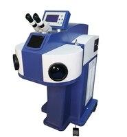 Laser welding machine 200w vertical design