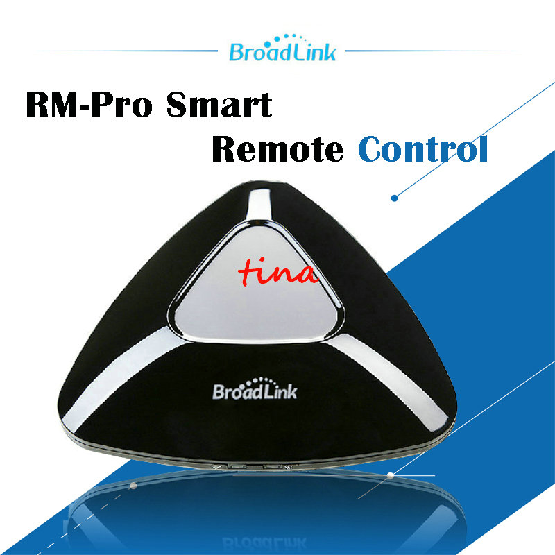 Original Broadlink RM-Pro Smart Home System WIFI/Infrared/RF Phones E-Remote Con