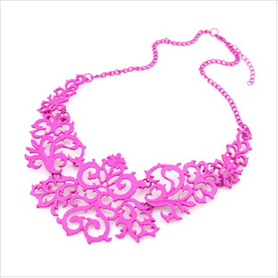 Women's Antique Style Necklace Jewelry Necklaces Women Jewelry Metal Color: COLORC