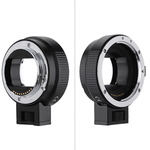 Image 4 - Andoer EF NEXII Auto Focus AF Lens Adapter Ring Anti Shake for Canon EF EF S Lens to use for Sony NEX E Mount Camera Full Frame