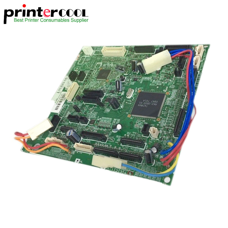einkshop Used DC Controller Board for HP LaserJet CP5225 5225N 5525 Printer DC Control Board RM1-6796 rg5 3517 dc control pc board use for hp 5000 hp5000 dc controller board