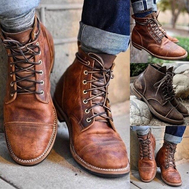merk laarzen