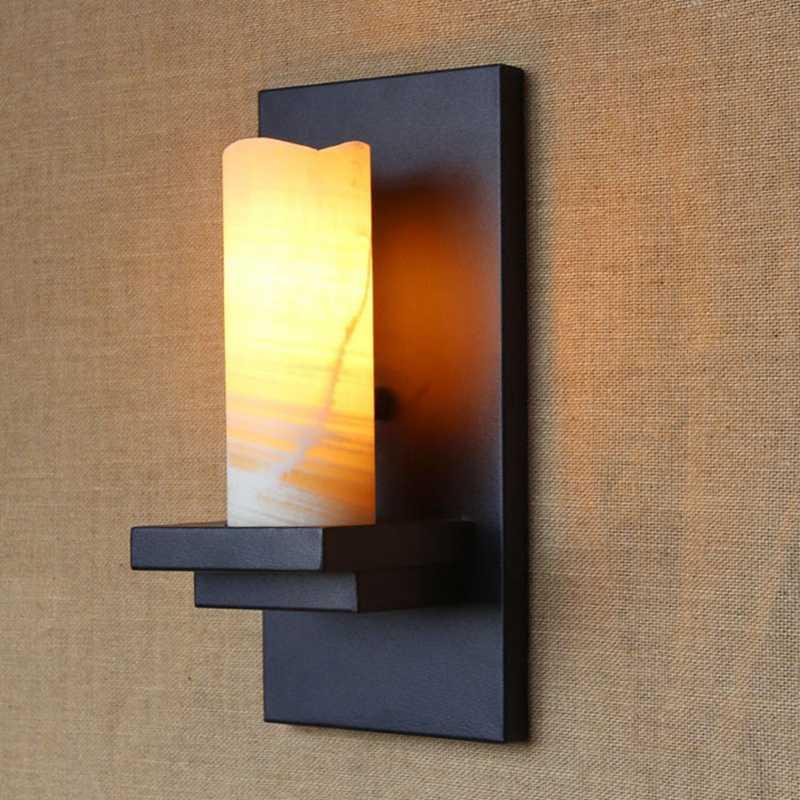 LukLoy настенный светильник, Винтаж декоративные ретро Клетка бра, промышленные настенные Освещение для коридор балкон Lodge e27