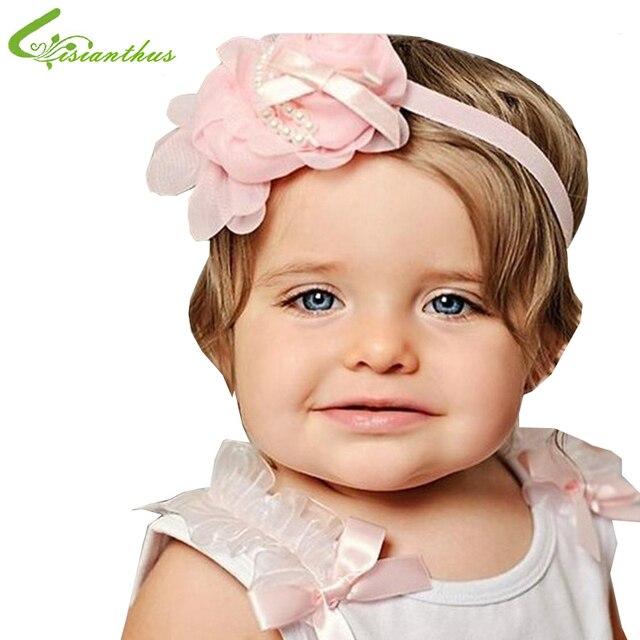 New Style Beautiful Princess Headband Hairband Baby Girls Flowers Headbands  Kids  Hair Accessories Baby Christmas 3ce3b0d0bb7f