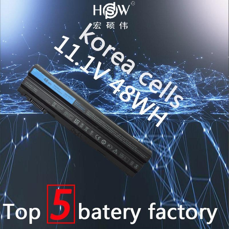 original battery For DeLL Latitude E5420 E5430 E5520 E5530 E6120 E6420 E6430 E6520 E6530 Vostro 3460 3560 akku