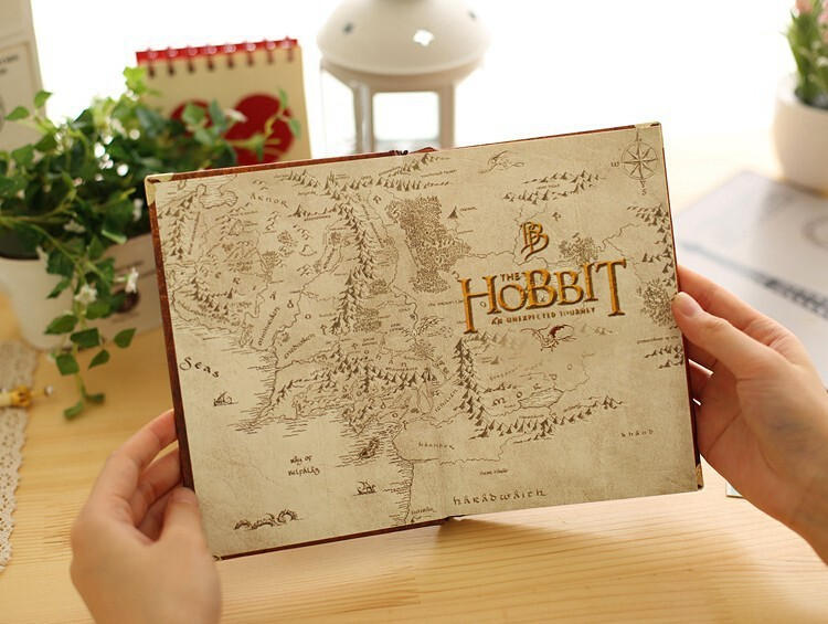 The Hobbit book