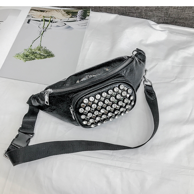 Pochete Feminina Modelo Metalizado ,pochete metalizada