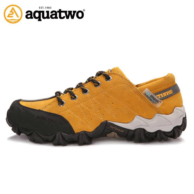 ФОТО Top Quality Women's Outdoor Hiking Trekking Shoes Sneakers For Women Winter Suede Leather Climbing Mountain Shoes Woman