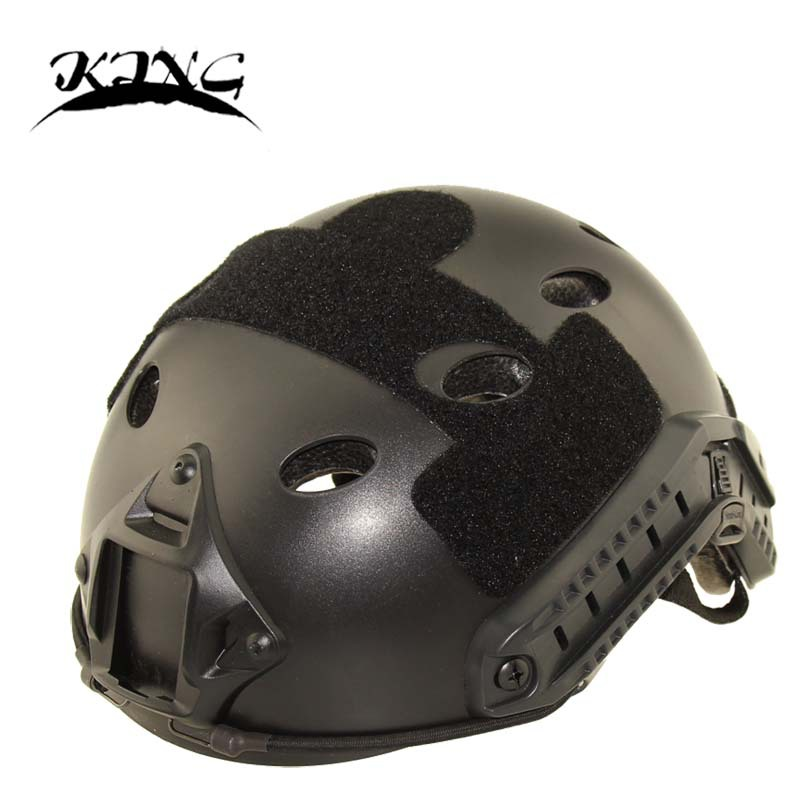 ФОТО Tactical FAST PJ helmet military helmet night vision PVS-7 14 Tactical helmet
