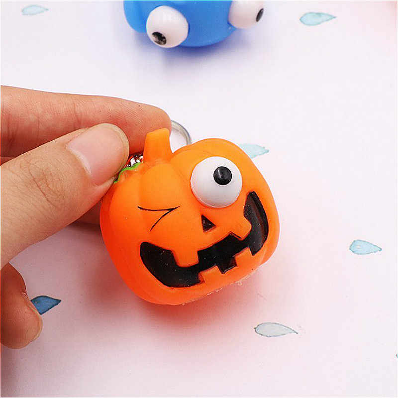 1 pçs verde anti-stress bonito piadas práticas brinquedo squish antistress scented squishy piadas práticas espremer brinquedo