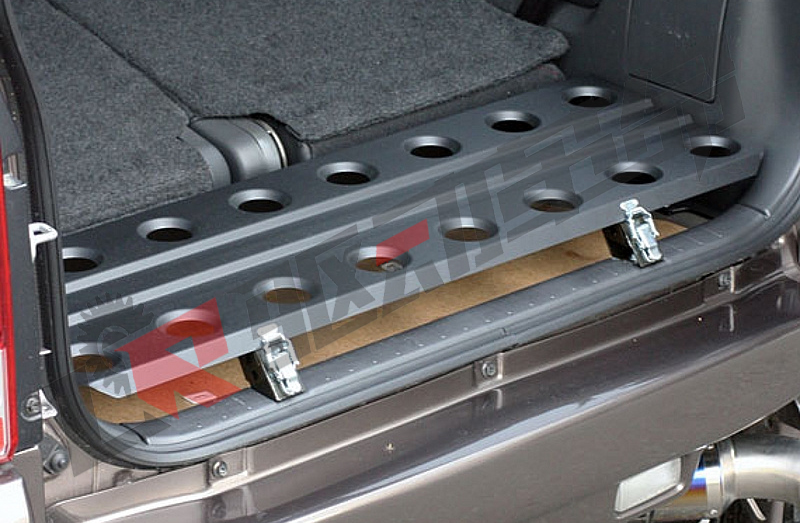 Jimny Car Styling JB43 Off Road Trunk Steel Shelf