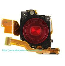 95%NEW Lens Zoom Unit For CANON IXUS100 IS SD780 IXY210 Digital Camera Repair Part + CCD  Red