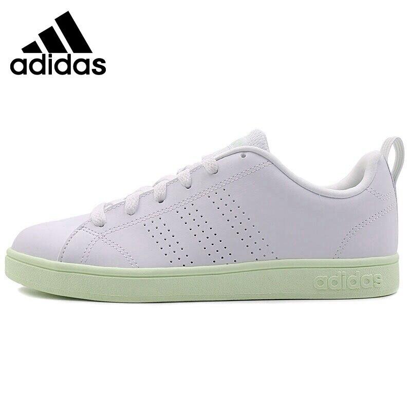 Nouveauté originale Adidas NEO Label VS avantage chaussures de skate femme baskets