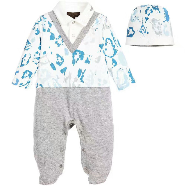 Cotton Newborn baby Romper Brand baby clothing