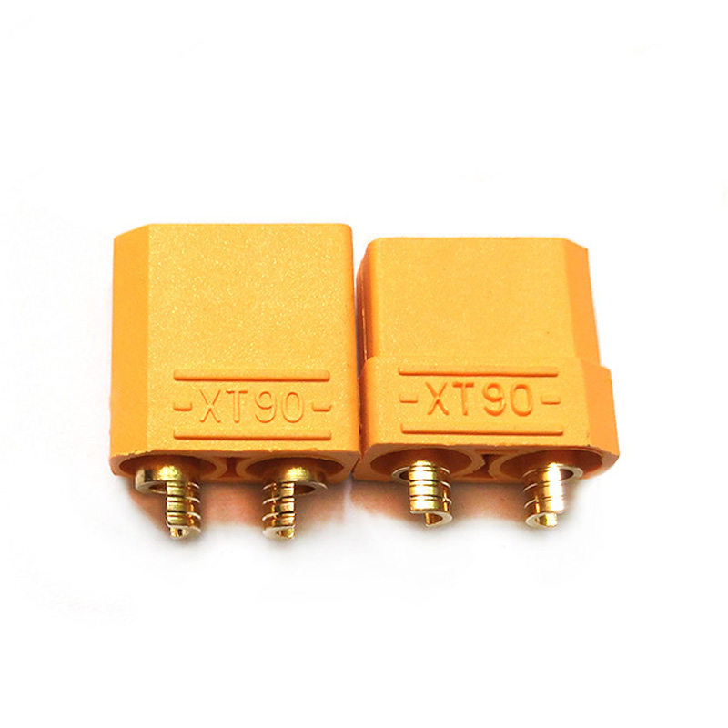 NEW XT90 XT-90 Gold Plated Banana Plugs Male & Female Bullet Connectors Plug For RC LiPo Battery