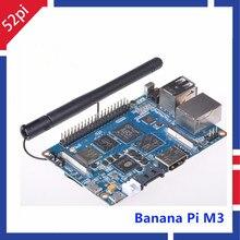 Banane Pi M3 BPI-M3 A83T Octa-Core (8-core) 2 GB RAM avec WiFi & Bluetooth4.0 Ouvert-source carte de démonstration Unique Ordinateur de Bord
