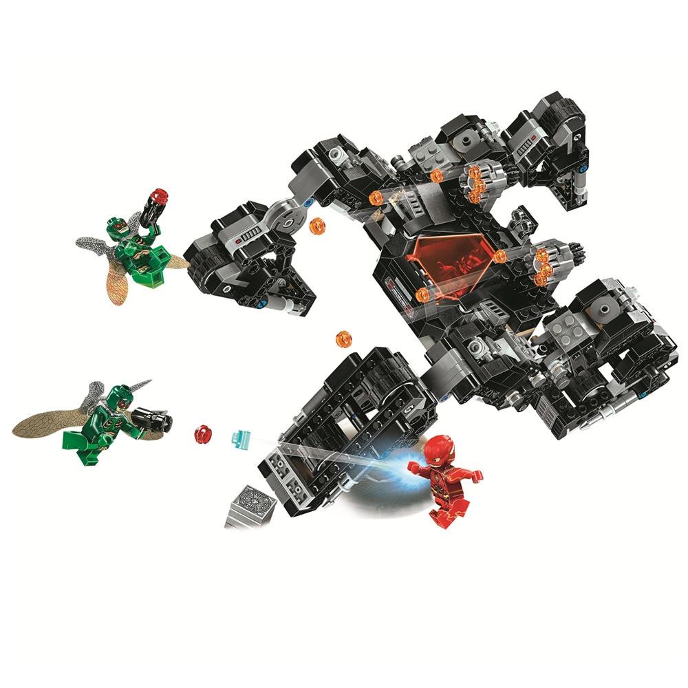 BELA Super Heroes Knightcrawler Tunnel Attack Building Blocks Set Bricks Movie Classic Kids Toys Marvel Compatible Legoe все цены