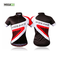 WOSAWE Hot Sale Summer Style Cycling T Shirt Outdoor Sportswear Motocross T Shirt Racing Ropa Ciclismo
