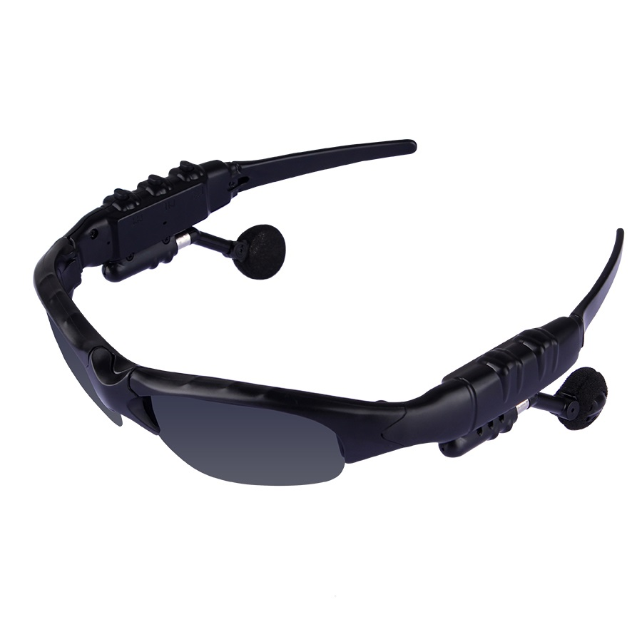 PHSOULTONE wireless Bluetooth headset with sunglasses outdoor sports can listen to the song call and play sunglasses is handsome