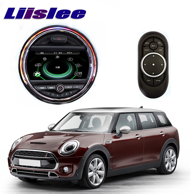 liislee car multimedia player navi for mini clubman cooper. Black Bedroom Furniture Sets. Home Design Ideas