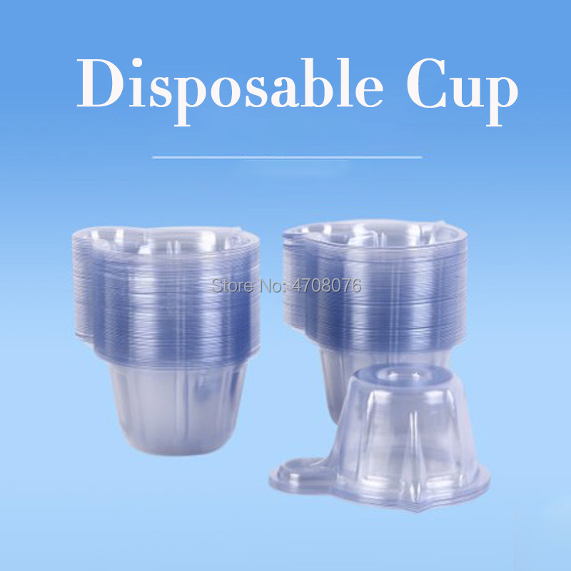 500pcs 40ml Fertility Tests Cup Urine Container For LH Ovulation Fertility Disposable Cup Urine Midstream Test Strips