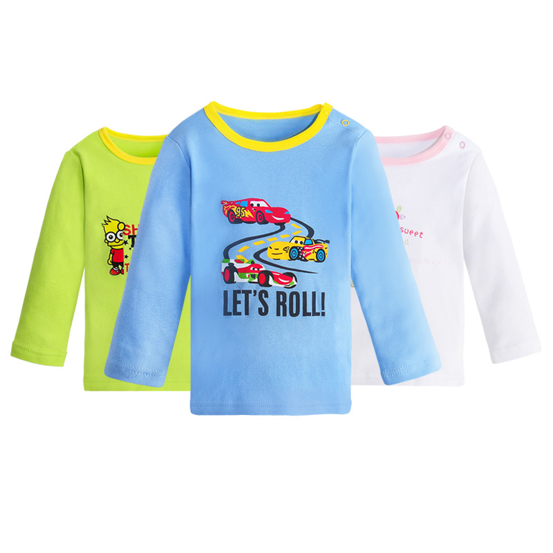 Toddler, For, Sleeve, T-shirt, Boy, KidsClothing