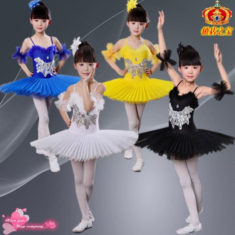 Jolies filles robe de Ballet pour enfants fille danse vêtements enfants Ballet Costumes pour filles danse justaucorps fille Dancewear