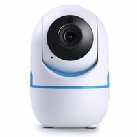 SANNCE 720P HD Smart Wireless IP Camera 1 0MP TWO WAY Audio IR Night Vision Wifi