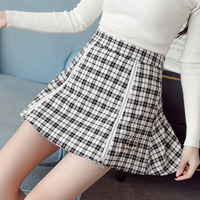 Photos 2017 Hitz Plaid Skirt Skirt A A Line Skirt Skirt High Waisted Skirt